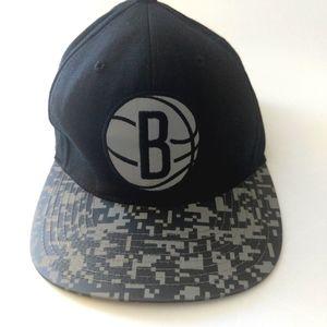 Brooklyn Nets Mitchell & Ness Snapback Hat